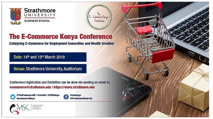 E-commerce Kenya Conference Banner
