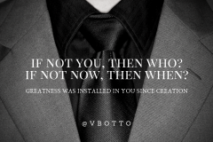 IF NOT YOU THEN WHO - Victor Botto