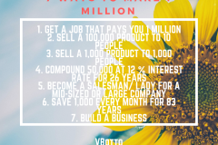 7 Ways to make a Million - Victor Botto