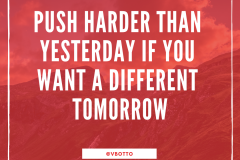 Push Harder Today - Victor Botto