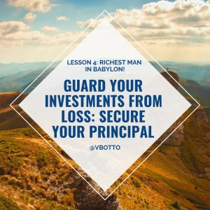 Lesson 4_ Guard Your Investments from Loss Victor Botto